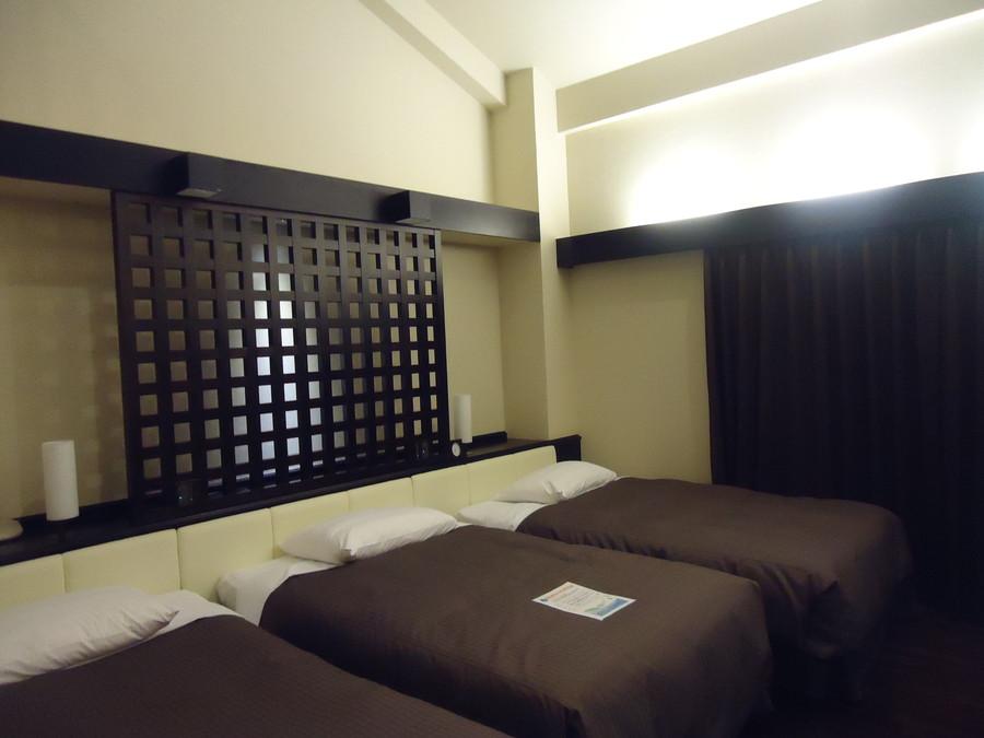 ホテルROOM